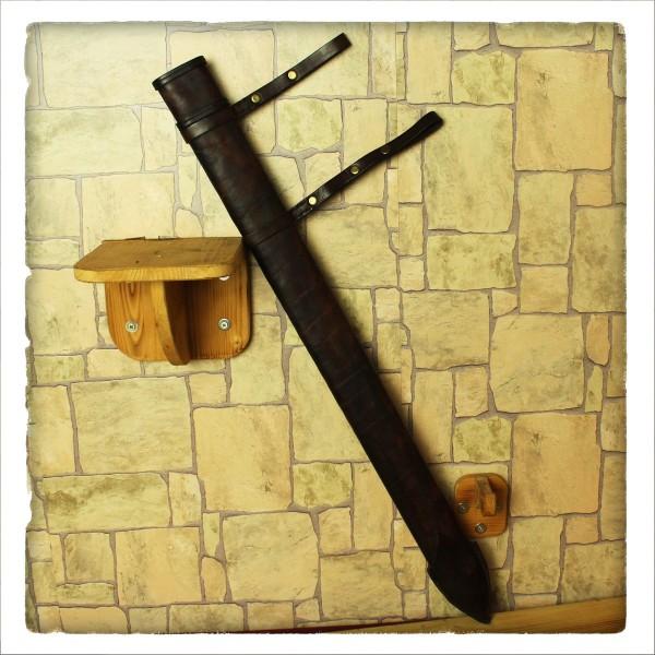 Lederschwertscheide für Langschwerter