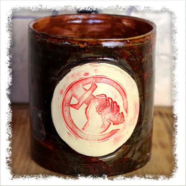 DrachenFest Tasse - Das Rote Lager