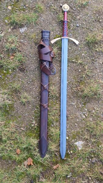 Schwert und Scheide Set 005