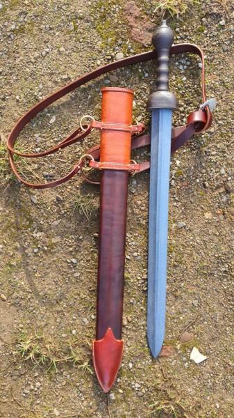 Schwert und Scheide Set 007