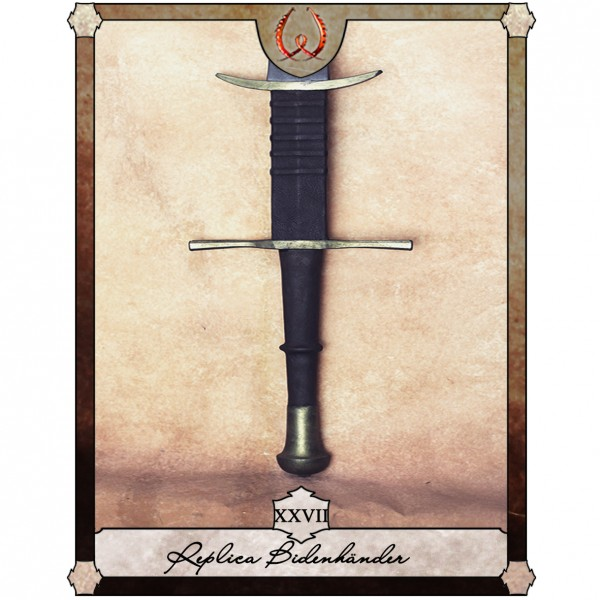 Replica Bidenhänder, Typ XXVII